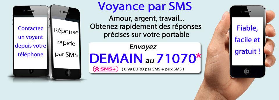 voyance sms